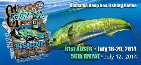 Alabama Deep Sea Fishing Rodeo Pic 2