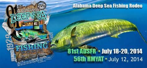 Alabama deep sea fishing rodeo visit mobile al stories for Deep sea fishing mobile al