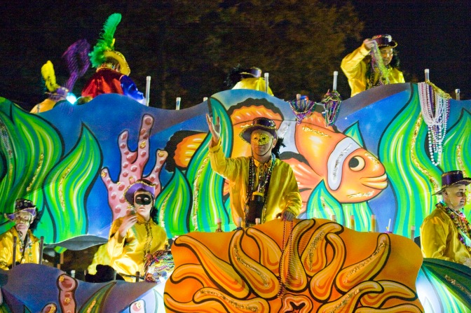 A First-Timer's Guide to Mobile Mardi Gras