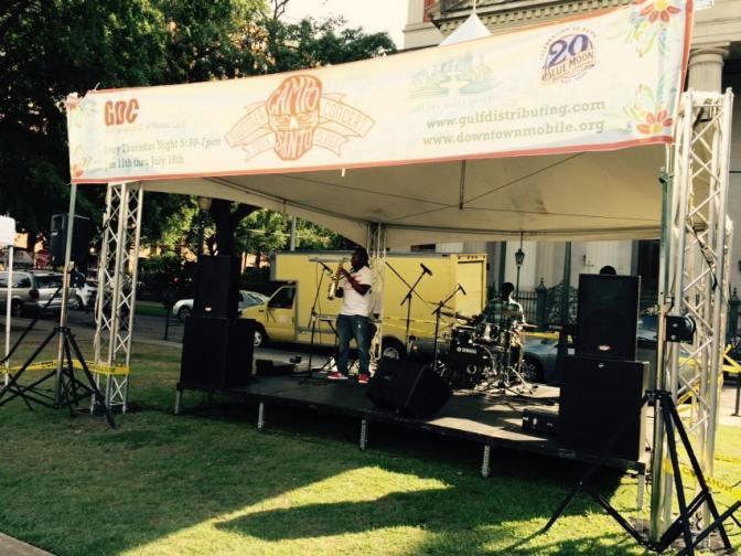 Campo Santo Summer Concert Series