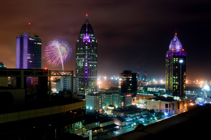 How to celebrate July 4th in Mobile!