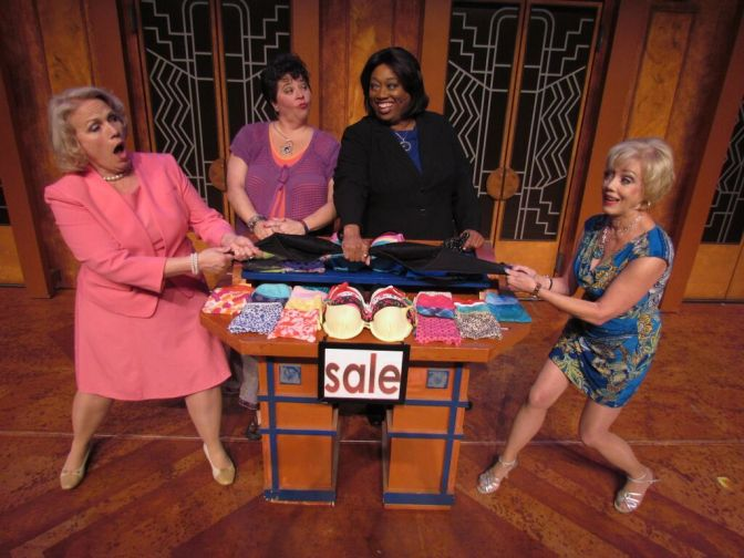 HOT FLASHES! Menopause the Musical® is coming to Mobile