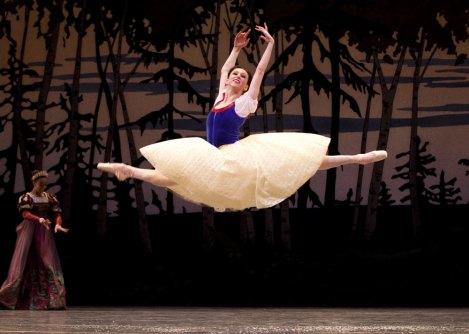 Snow white Ballet