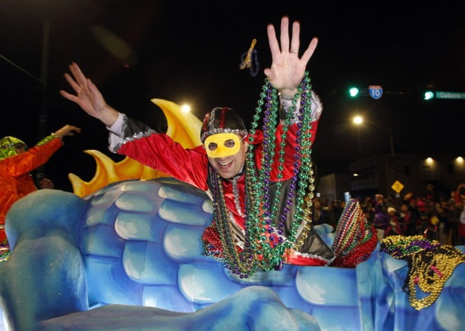 Mobile Mardi Gras Fun Facts