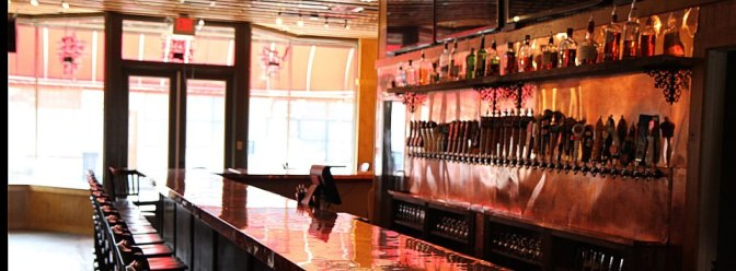 5 Places to Grab a Cold Beer Downtown