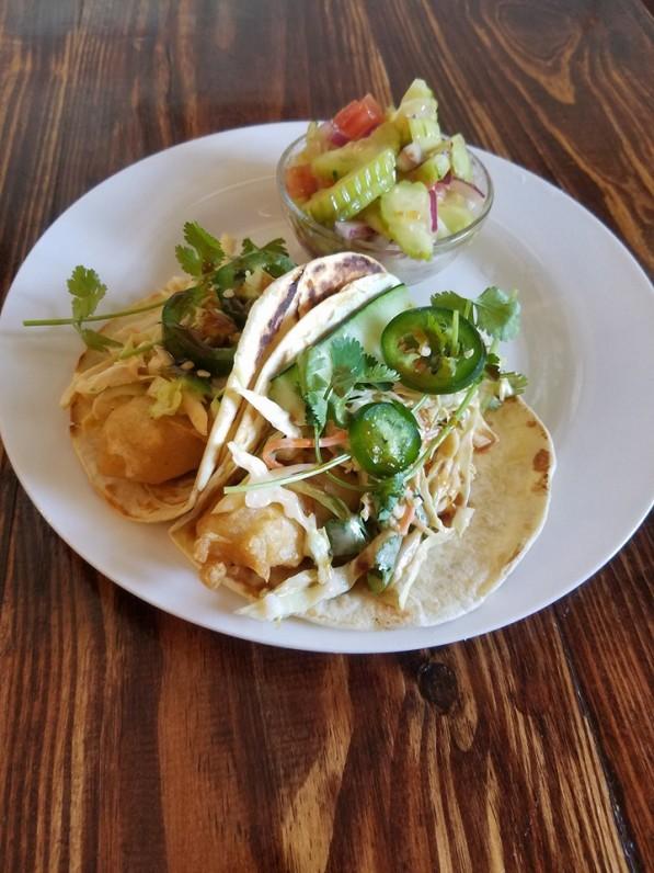 Von's Fish Tacos