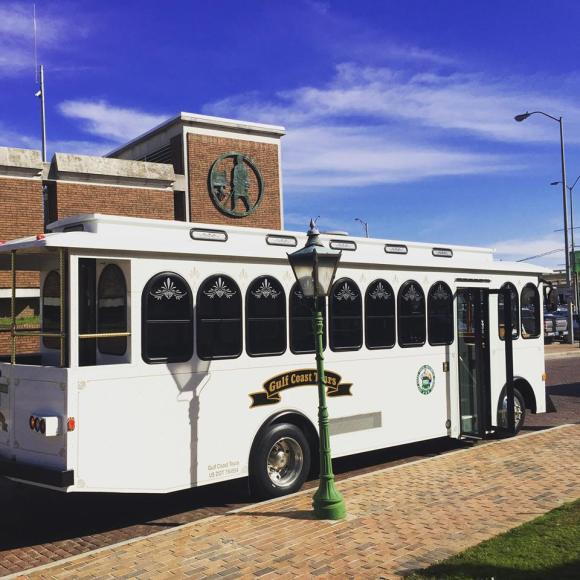 Gulf Coast Tours Trolley