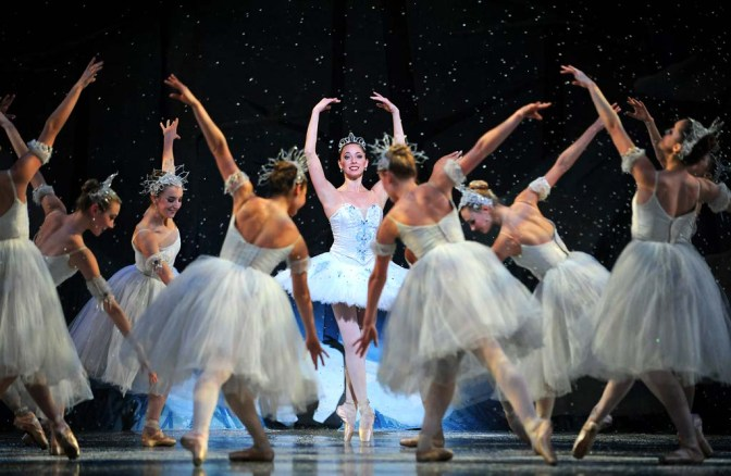The Nutcracker Enchants
